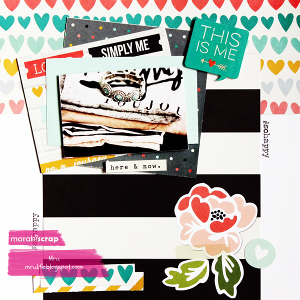 """""""Simply me"""" layout"""