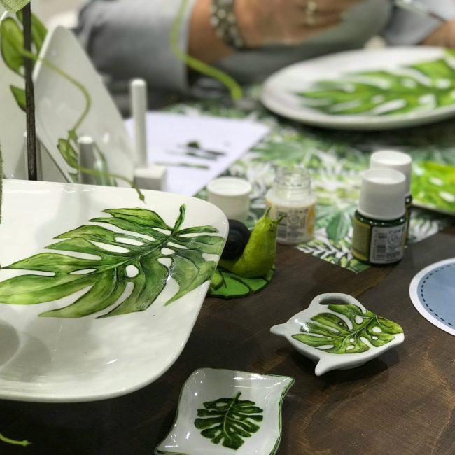 Marakiscrap y botánica en Creativeworld