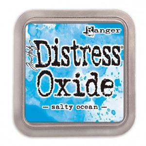 tintas distress oxide salty ocean ranger
