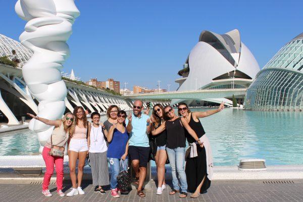 scrap y turismo en valencia