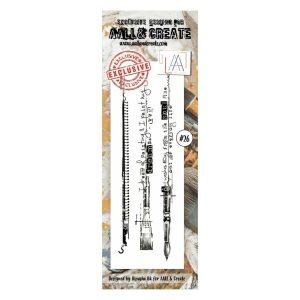 sello acrilico aall and create 26