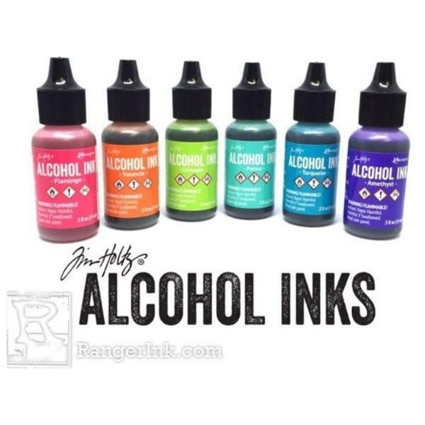 Tinta Alcohol Ink de Ranger