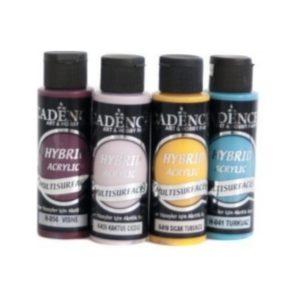 Pintura Acrílica Hybrid Cadence