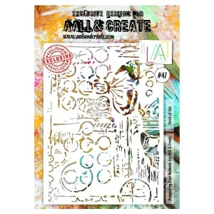 Stencil Aall and Create 47