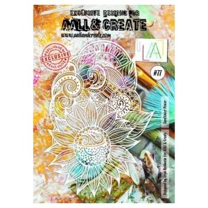 Stencil Aall and Create 77