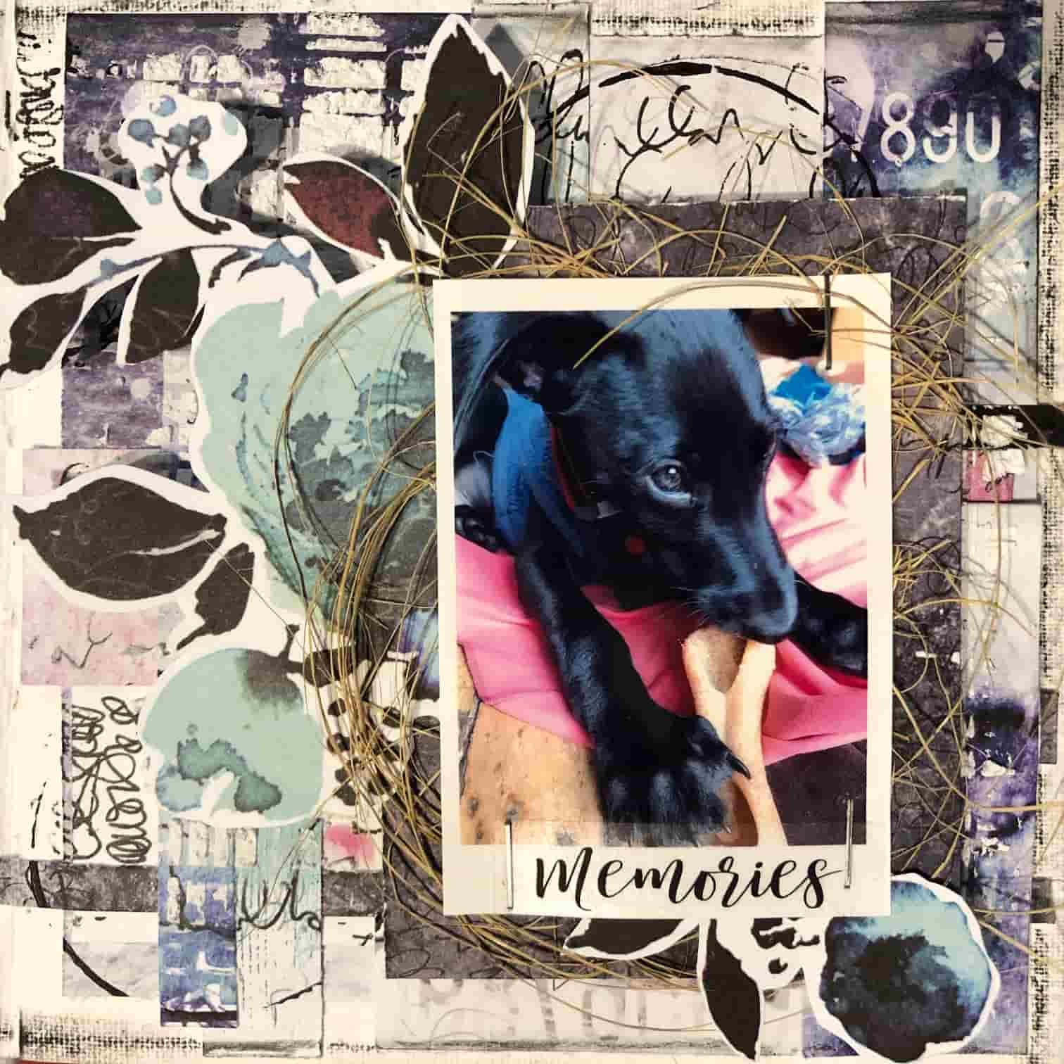 Cómo hacer tu Art Journal Memories