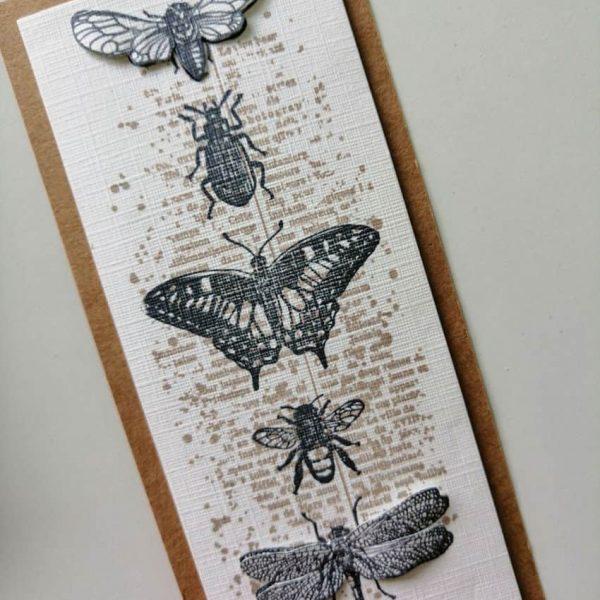 Inspiración sello bichos