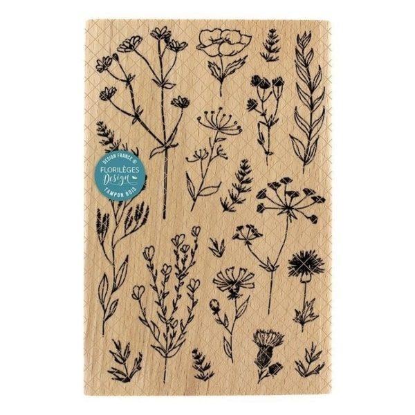 Sello de madera Collection Naturelle