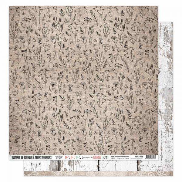 la maison de jeanne papel de scrapbook 5