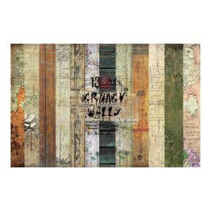 Colección de papeles Grungy walls