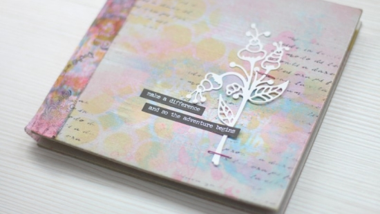 Portada de mini album