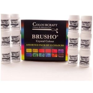 Brushos pack de 12 colores