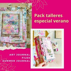 pack talleres especial verano