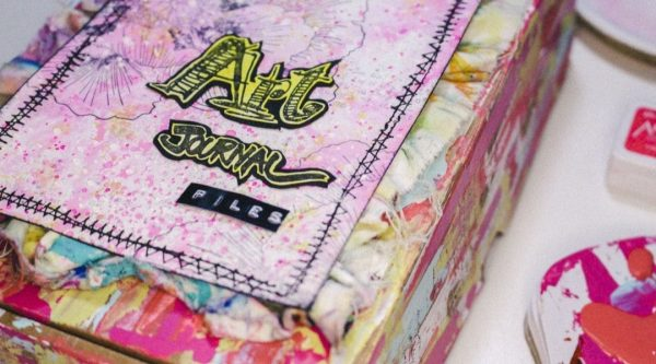 tecnicas de art journal