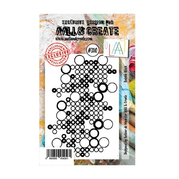 Sello acrílico A7 Aall and create 310   MarakiScrap.com