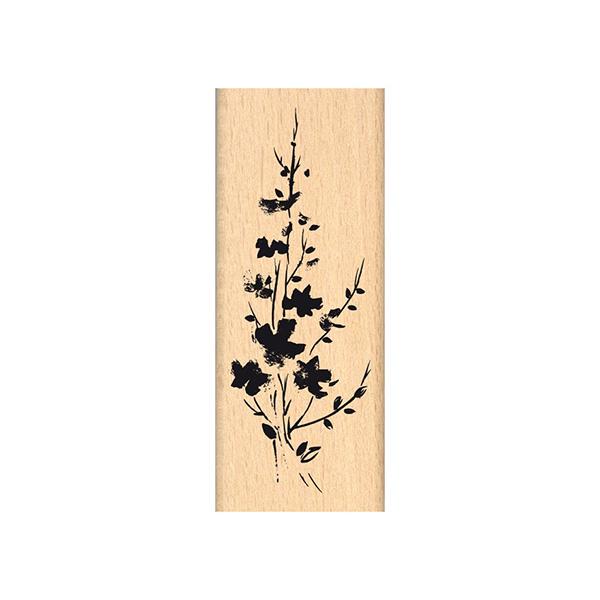Sello de madera Florilèges Design Bouquet fondu | MarakiScrap.com