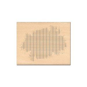 Sello de madera Florilèges Design modelo Bout de cahier | MarakiScrap.com