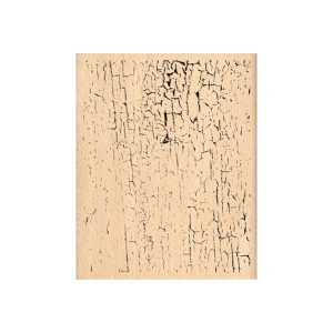 Sello de madera Florilèges Design modelo Craquelé | MarakiScrap.com