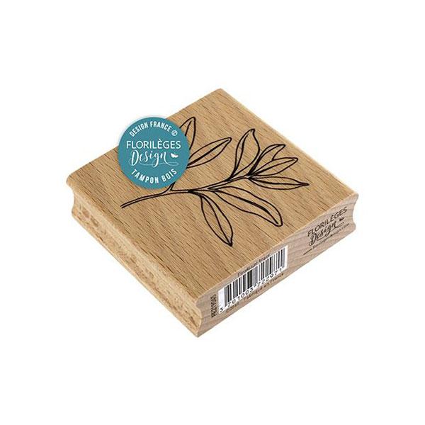 sello-de-madera-florileges-design-feuillage-leger-2