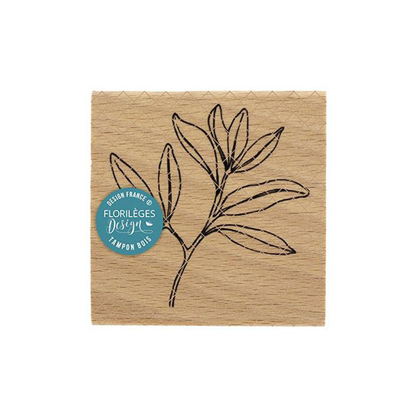 sello-de-madera-florileges-design-feuillage-leger