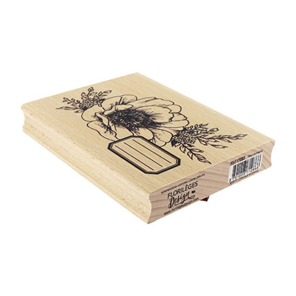 sello-de-madera-florileges-design-fleur-journaling-3