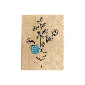 sello-de-madera-florileges-design-fleurs-des-champs