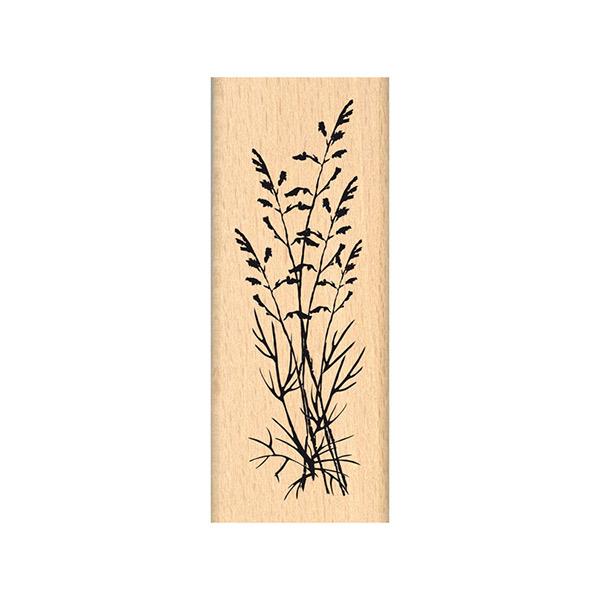 Sello de madera Florilèges Design modelo Herbes sauvages | MarakiScrap.com