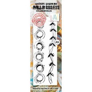 Aall and create stamp set 34