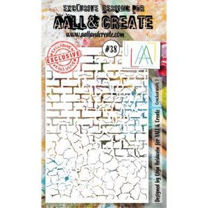 Stencil Aall and create 38