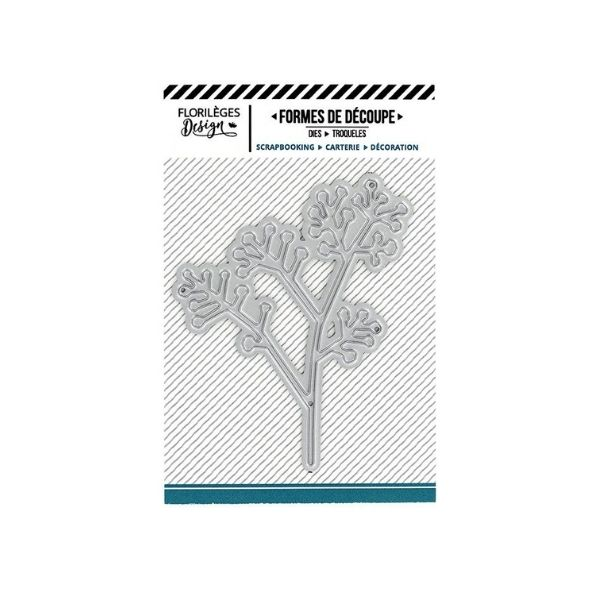 Troquel Gypso Florileges Design