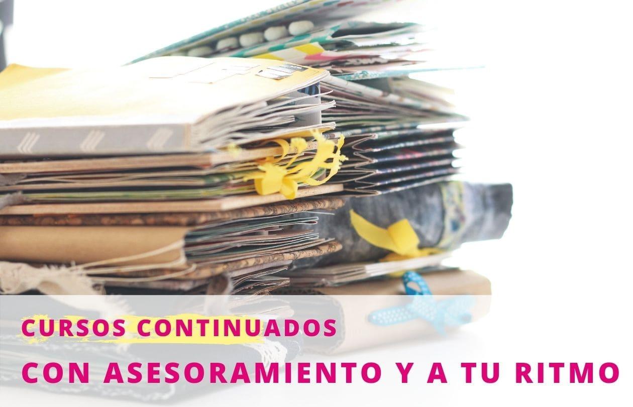 cursos de scrap | Marakiscrap.com