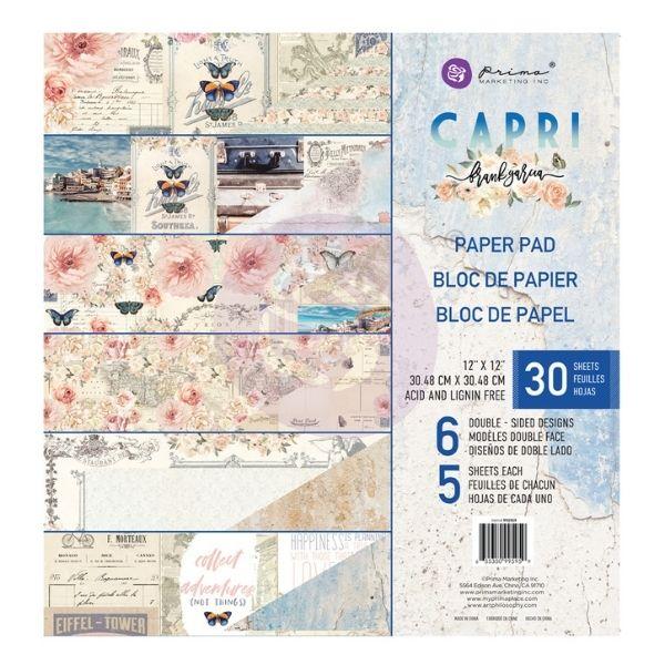 Coleccion de papeles Capri Prima Marketing