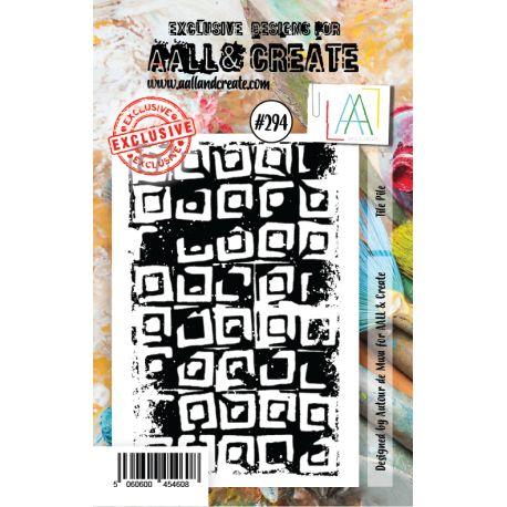 Sello acrilico Tile Pile Aall and Create 294