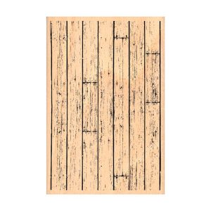 Sello de madera planches de bois florileges design | Marakiscrap.com