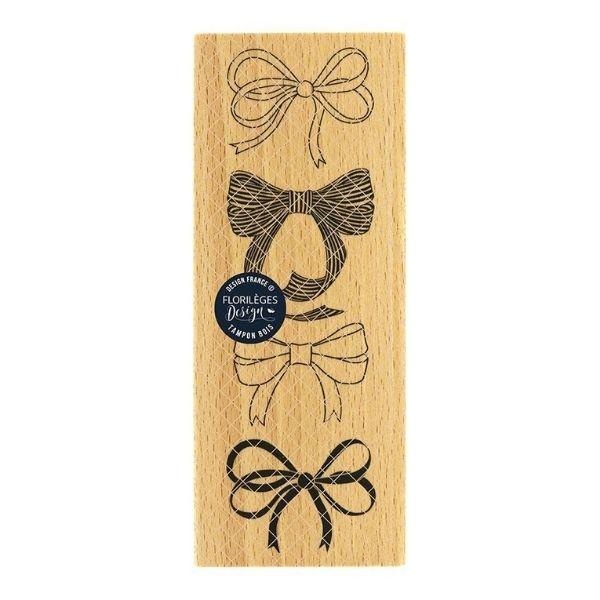 Sello de madera quatre noeuds | Marakiscrap.com