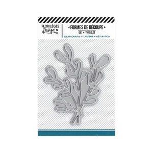 Troquel le joli gui Florileges Design | Marakiscrap.com
