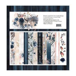 Coleccion de papeles sunrise 13 arts | Marakiscrap.com