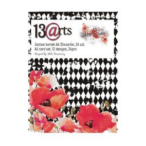 Kit de papeles A6 unforgettable 13 arts
