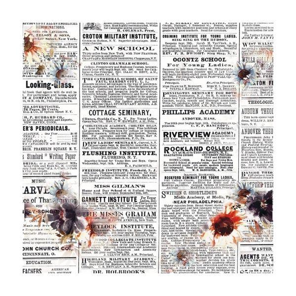 papel estampado scrap 6x6 diario