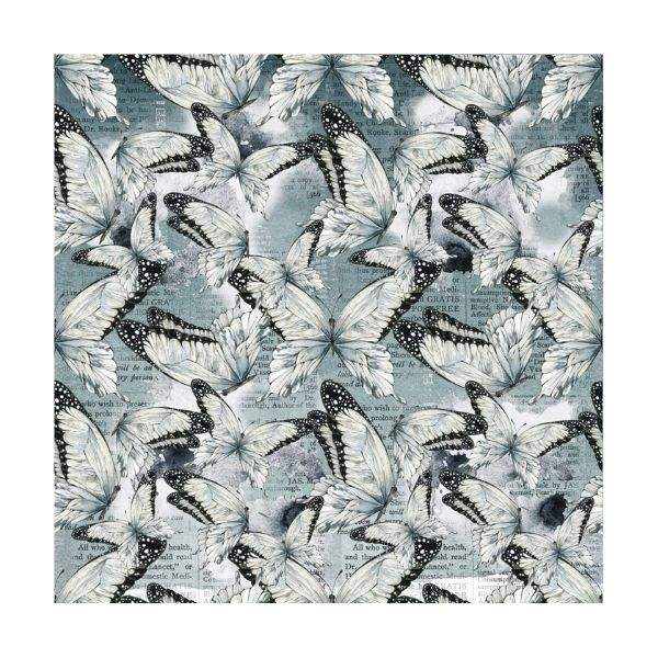 papel estampado scrap mariposas