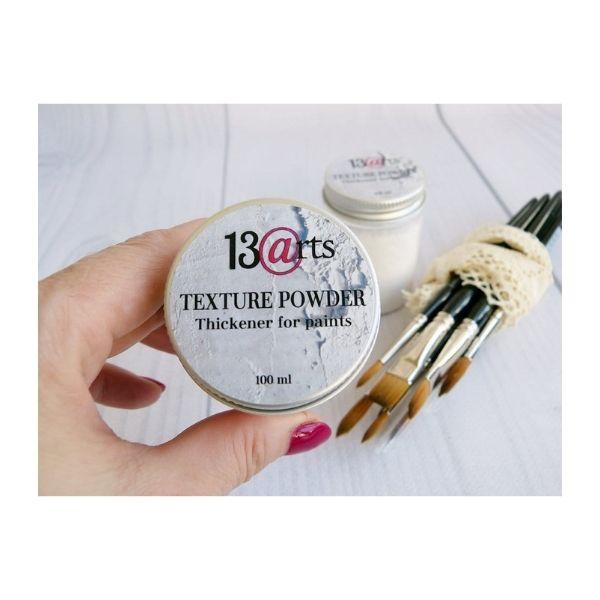 texture powder para pinturas 13 arts