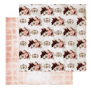 Papel Estampado Queen Bee Pretty Mosaic Collection Prima Marketing | Marakiscrap.com