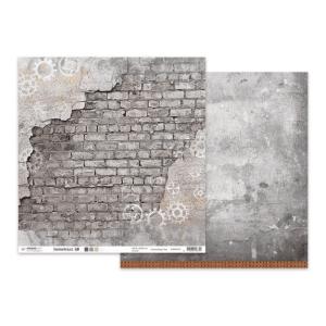 Papel Scrapbooking Industrial3.0 13 Studio Light | Marakiscrap.com