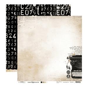 Papel Scrapbooking Ultimate Scrap Collection 02 | Marakiscrap.com