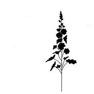 Sello Acrílico Wild Flowers Lavinia Stamps   Marakiscrap.com