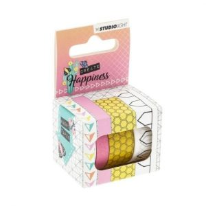 Washi Tape Create Happiness 02 Studio Light | Marakiscrap.com