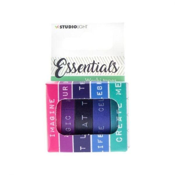 Washi Tape Essentials 09 Studio Light | Marakiscrap.com