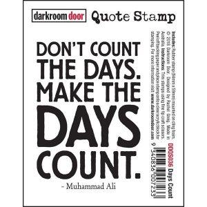 Sello Caucho Quote Stamp Muhammad Ali Darkroom Door | Marakiscrap.com