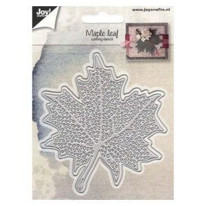 Troquel Maple Leaf Goodbye Summer Hello Autumn Joy Crafts | Marakiscrap.com