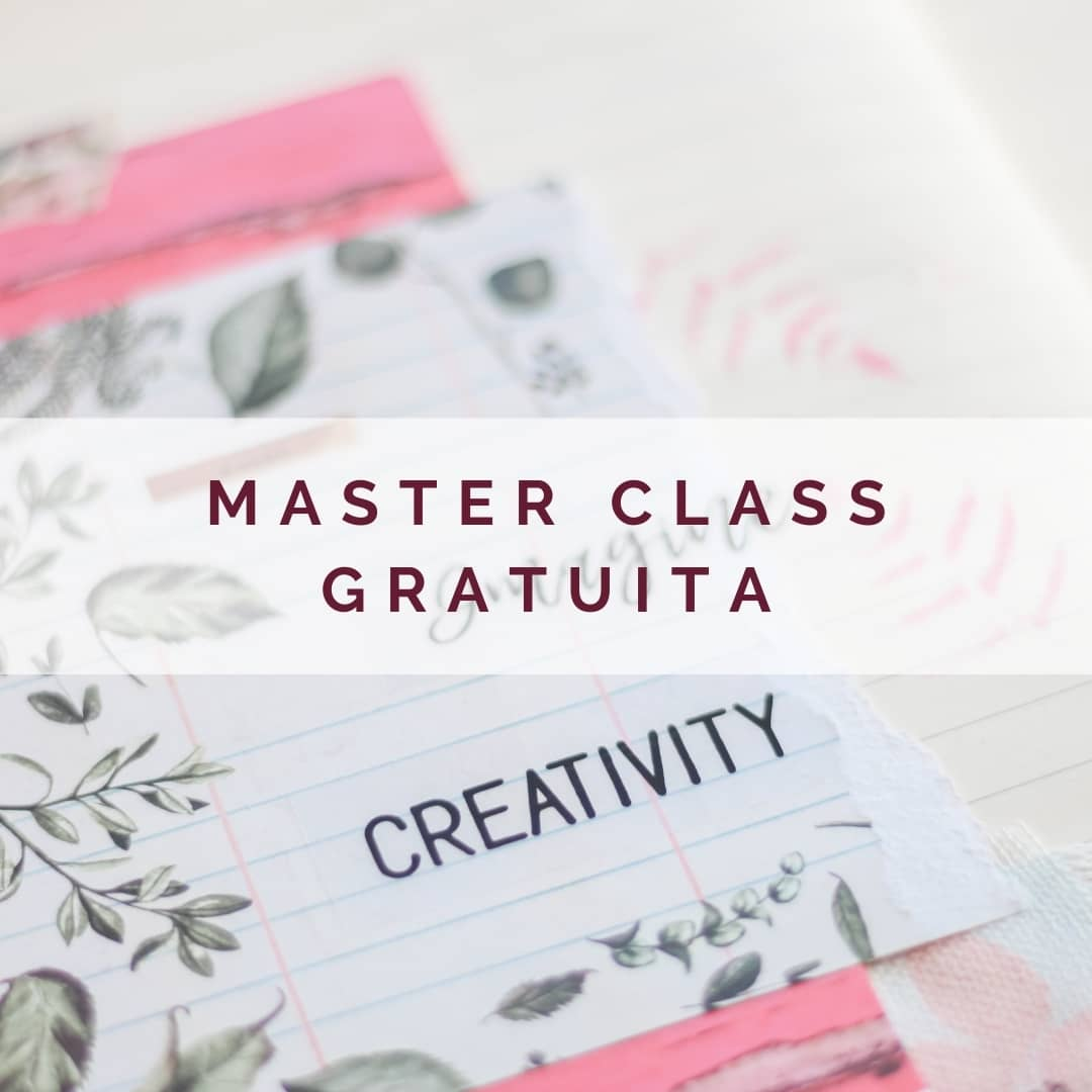 master class gratis de scrap